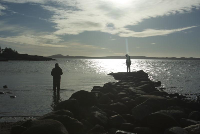 Sportfiske i fantastisk miljö
